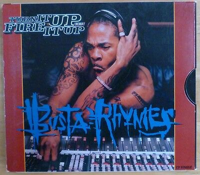 Turn It Up!: The Very Best of Busta Rhymes [Single] by Busta Rhymes