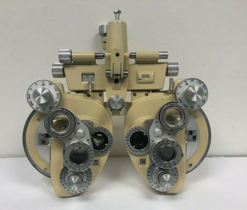 American Optical Phoropter / Phoroptor #11625 Negative (-) Cylinder EXCELLENT