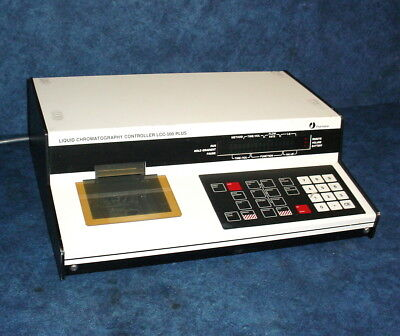 Pharmacia Lkb Lcc-500 Plus Programmable Liquid Chromatography Controller