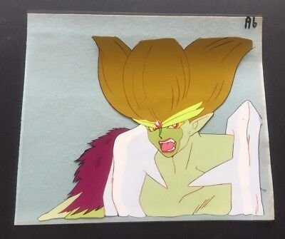Bishoujo Senshi Sailor Moon R - HELL ANT anime cel A6 w/ Genga ~ Ray Rohr