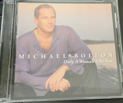 Michael Bolton Only A Woman Like You Ln Cd