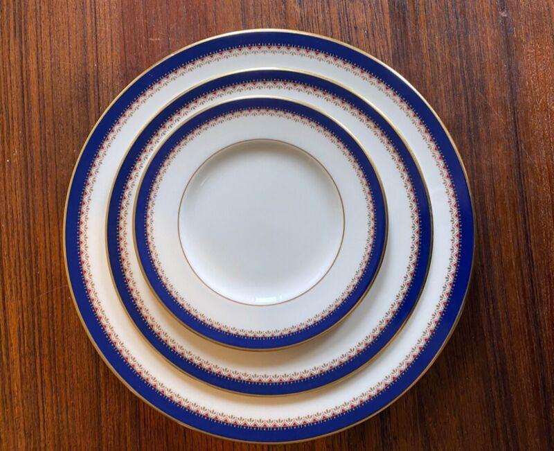 Lenox Dinnerware SET, Jefferson Pattern (discontinued): Dinner, Dessert & Bread
