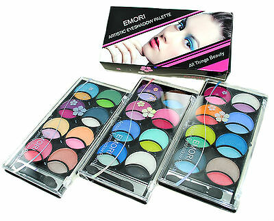 48 Stylish Color Eyeshadow Moon Style Design Makeup Kit Pale