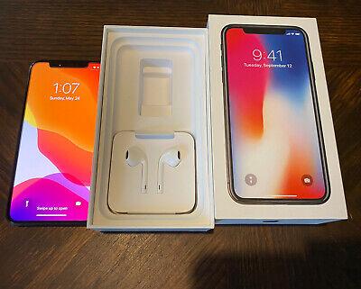 Apple iPhone X - 256GB - Space Gray (AT&T) A1901 (GSM) na sprzedaż  Wysyłka do Poland