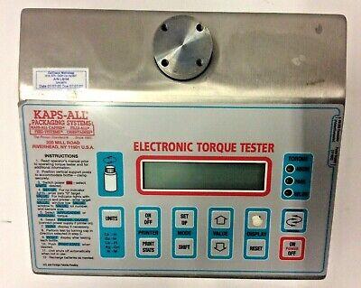 Kaps -all Electronic Torque Tester