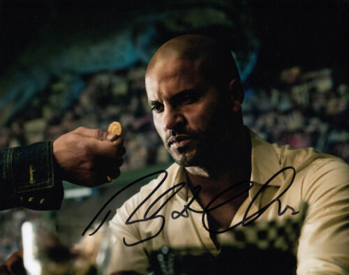 RICKY WHITTLE AMERICAN GODS SIGNED 10X8 PHOTO AFTAL & UACC [14727] IN PERSON