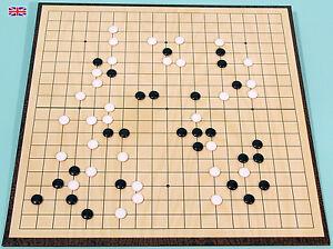 Go Game - Handmade Board - Strategy Game - Ref: 00711