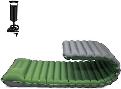Sleeping Pad for Camping Inflatable Sleeping Mat for Backpacking Camping Mattres