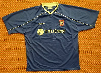 2001 - 2003 Ipswich Town, Home football Jersey by Punch, Mens XL image