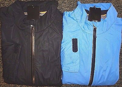 MENS ADIDAS GOLF L/S CLIMAPROOF STORM SOFT SHELL JACKET, PICK COLOR & SIZE, $250