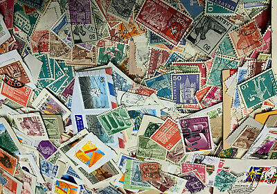 Lot's of 100 SWITZERLAND SWISS Stamps Used/New/Hinged/Unhinged from a HUGE HOARD