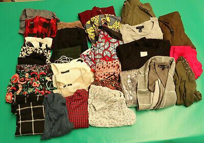WOMEN Ladies Clothes Bundle 7 kilos 30 Items Wholesale Joblot Variuos Size