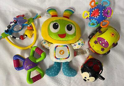Lot of 6 Baby Developmental Play Toys Daycare Nursery