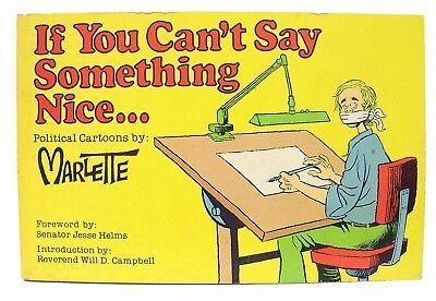 Political Cartoons By Doug Marlette   The Charlotte Observer   Jesse Helms
