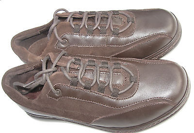 Pg Lite Faith Girls Boys School Shoes Size 6; 6.5;7 Leather Brown Rrp-$ 64.95