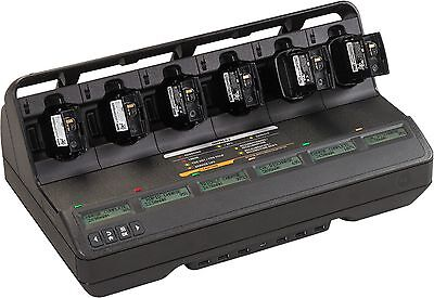 Motorola - Nntn8844a - Impres 2 Multi-unit Charger For Apx 6000 7000 Apx 8000