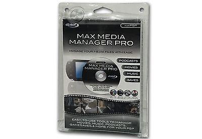 Карта памяти PSP Max Media Pro