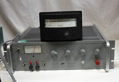 Sensitive Research Esdew-5a Electrostatic Voltmeter 2kv 2000v Range Tested