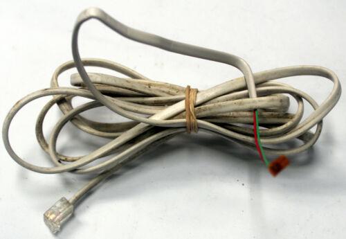 2M RJ11 Telephone 2-Wire Plug to Female 2-Pin Plug for PCB / Circuit Board