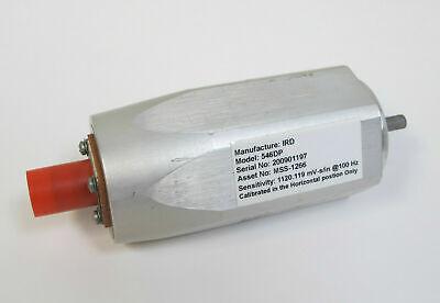 Ird Balancing Model 546dp Vibration Sensor High Sensitivity Velocity Transducer