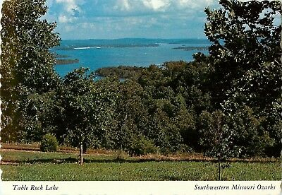 Table Rock Lake Southwestern Missouri MO Ozarks Postcard, used for sale  Southampton