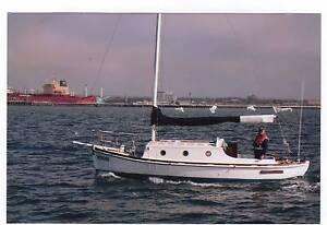 Beautiful timber sail/fishing boat North Geelong Geelong City Preview