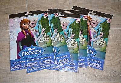 Frozen Tattoo ( Lot Girls Disney Frozen Elsa Anna Temporary Tattoos Kids Party)