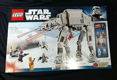 LEGO 8129 STAR WARS AT-AT WALKER - RARO!! RITIRATO!! NUOVO SIGILLATO!!