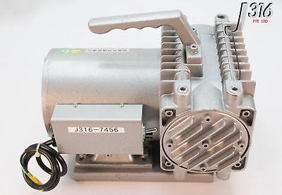 7456 Ulvac Sinku Kiko Diaphragm Vacuum Pump Da-60s