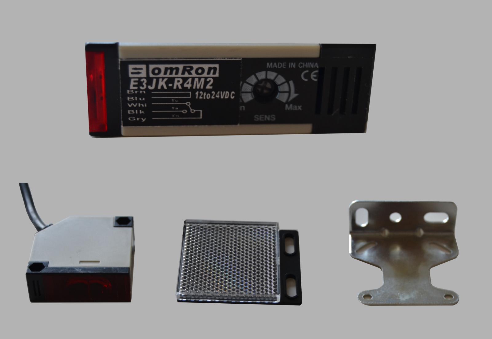 Automation24 Reflexionslichtschranke mit Polfilter OGP109