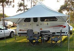 Avan awning style Shade Canopy for Cruiser Cruiseliner Aliner Macksville Nambucca Area Preview