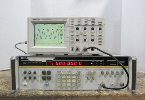 HP 3325A Rack Mountable Waveform Synthesizer/Function Generator 1 μHz to 21 MHz