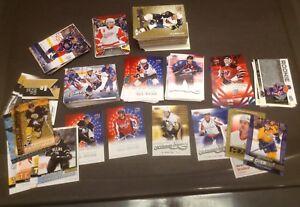 Cartes hockey diverses Ovechkin Malkin