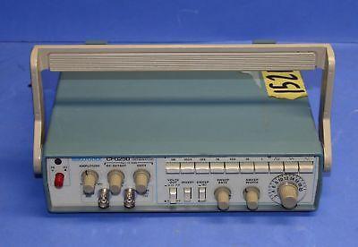 1 Used Tektronix Cfg250 Function Generator 15218