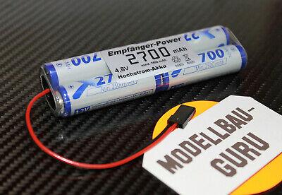 6,6V /& 7,4V LiFe+Lipo Hochvolt Batterie Wächter Volt Spion für Empfänger-Akku