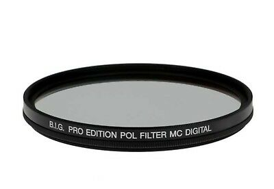 b.i.g. Polfilter circular pro Edition, 12x vergütet, Digital, slim Design, 72mm