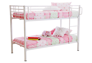 Bunk bed (red - not white) Logan Village Logan Area Preview