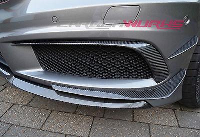 Mercedes Benz A45 AMG Komplett Carbon Faser Canards Winglets A-Klasse W176 2014