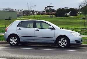 2006 Toyota Corolla Sedan Mornington Mornington Peninsula Preview