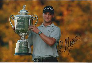 Martin-KAYMER-SIGNED-Autograph-12x8-Photo-AFTAL-COA-Major-Champion-PGA-Winner