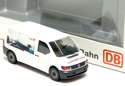 H0 Mercedes-Benz V-Klasse Db Neu Deutsche Bahn Busch 51172-1//87
