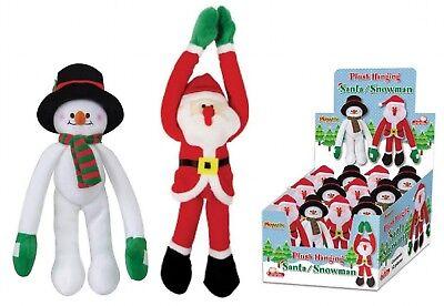 lebrig Hände Weihnachten Weihnachtsmann Schneemann Dekoration (Klebrig Weihnachten Dekorationen)