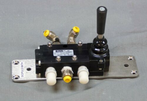 Parker 521831000 Manual Air Valve  (R2)