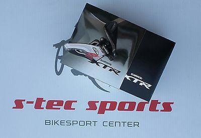 Shimano XTR FD-M9020 Desviador 2x 11-fach, Bicicleta de Montaña