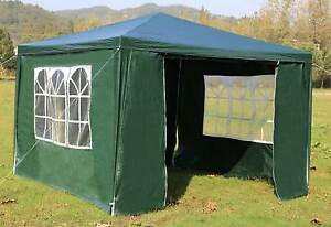 NEW ON SALE - 3x3m Gazebo Outdoor Marquee Tent Canopy Green Silverwater Auburn Area Preview