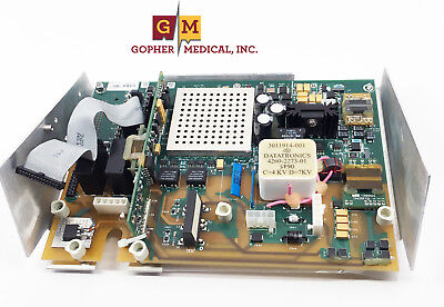 Lifepak 2020e Therapy Pcb With Pacing And Bracket 3202259-002 Certified