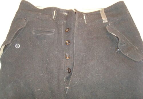 WWII GERMAN PANZER TROUSERS