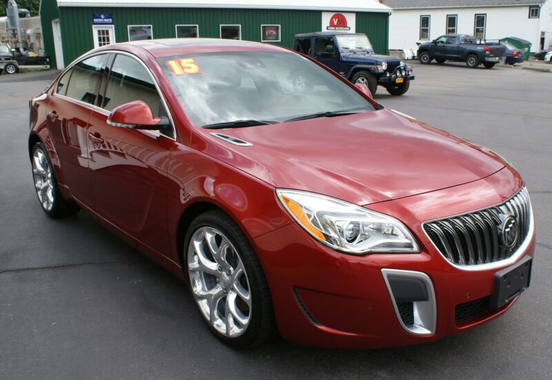 Image 3 Voiture American used Buick Regal 2015
