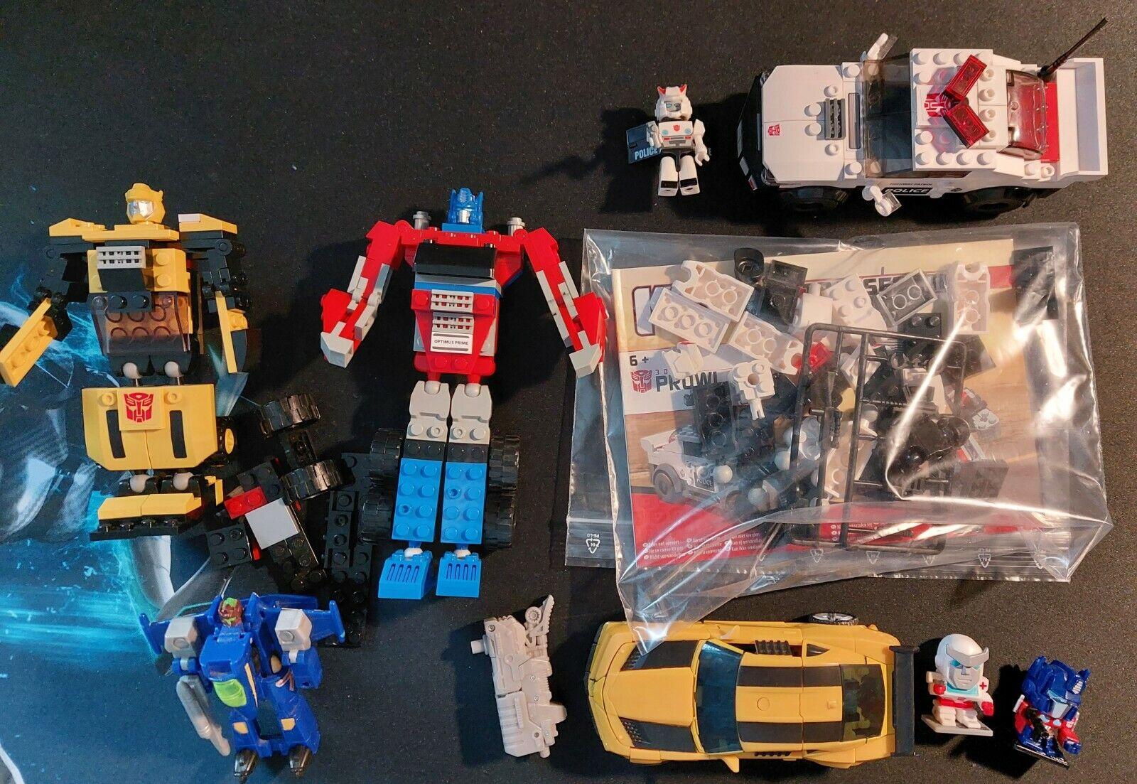 Transformers Kre-O Figuren Sammlung Bumblebee