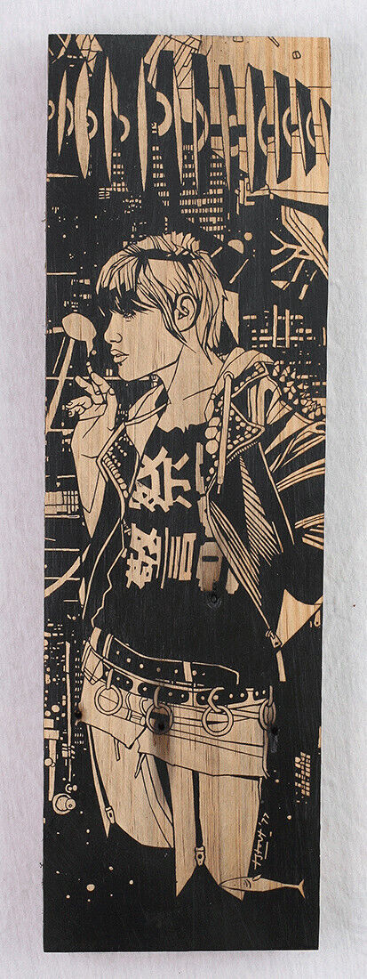Replicant Wood sold by Tyler Stout